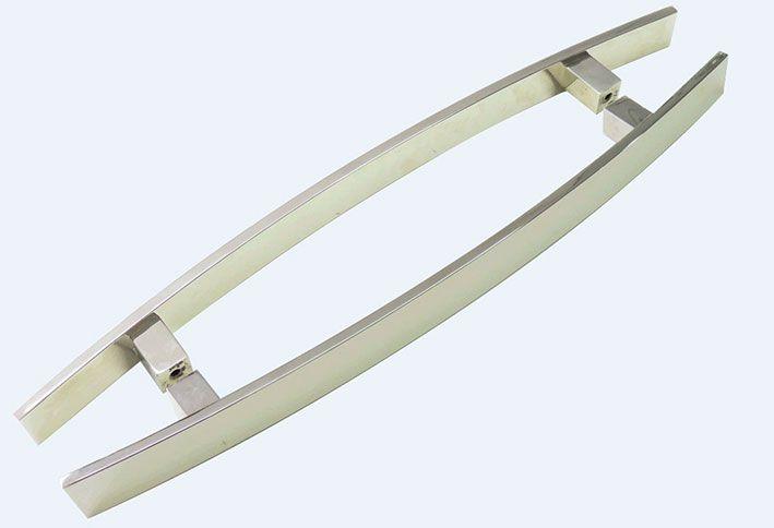 Puxador de Porta-Ino -Sobrepor-ITALY LINE -DF 925