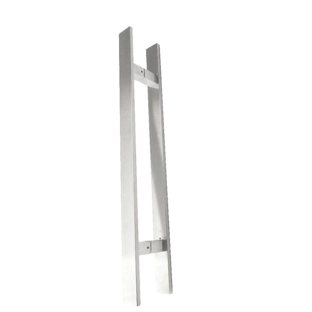 Puxador de Porta-Inox-Sobrepor-ITALY LINE-DF 926
