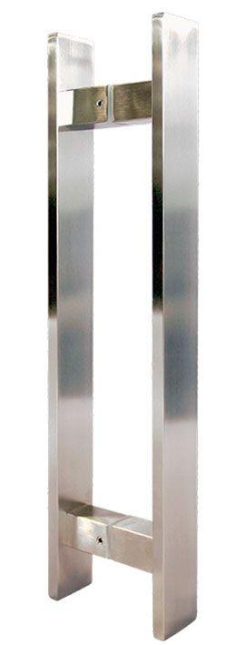 Puxador de Porta-Inox-Sobrepor-Stanfer-733