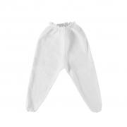 Calça Culote Branca para Bebê