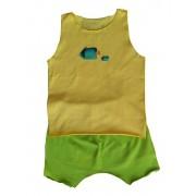 Conjunto Shorts e regata para bebê