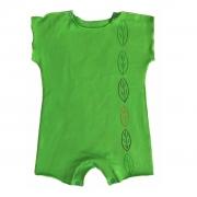 Macacão para Bebê Folhas