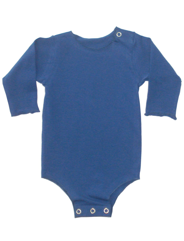 Body Segunda Pele Royal Para Bebê Unissex
