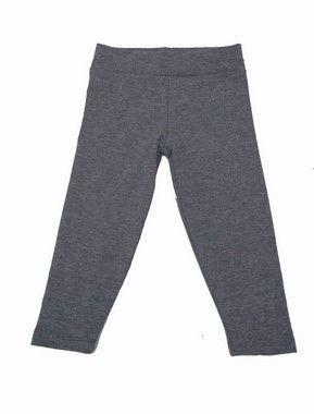 Calça Legging Cinza Infantil