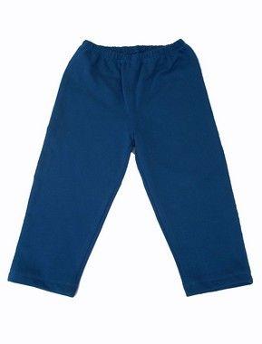 Calça Moleton Azul