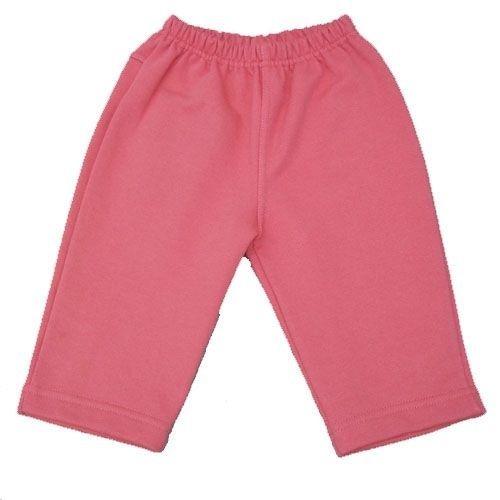 Calça Moleton Vermelha Infantil