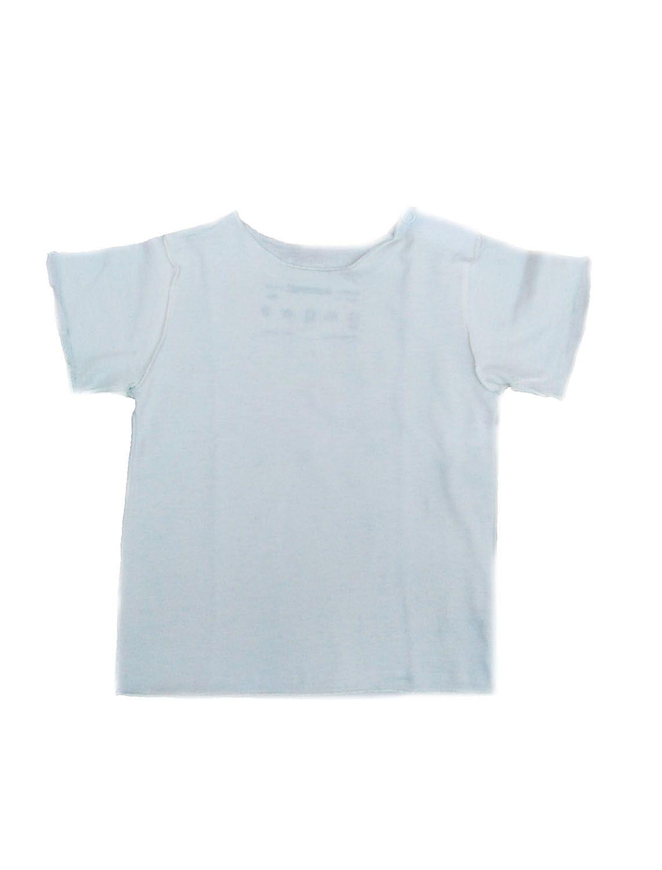 Camiseta Manga Curta Cru para Bebê
