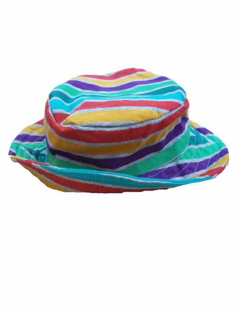 Chapéu Multicolorido para Bebê