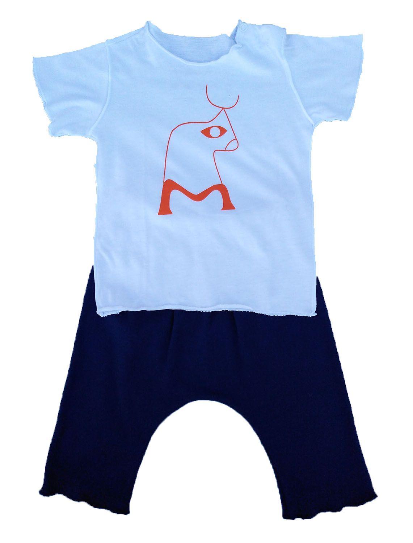 Conjunto calça e Camiseta Manga Curta