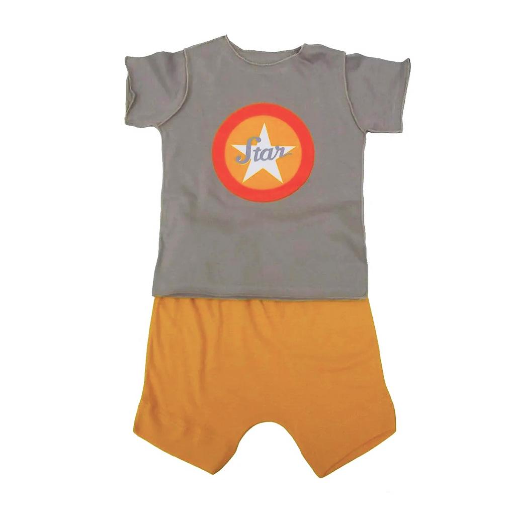 Conjunto calça e camiseta Star