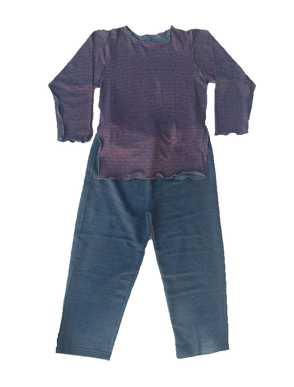 Conjunto calça moleton e Camiseta Manga longa