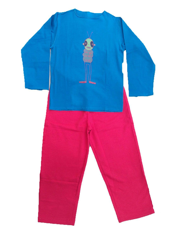 Conjunto calça moleton e Camiseta Manga longa Infantil
