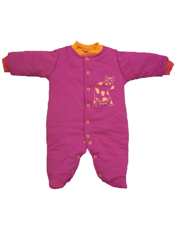 Macacão Esquimó Pink para Bebê