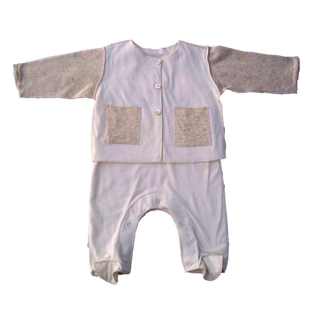 Saída Maternidade para Bebê - BB Moderno  c44f080ece8