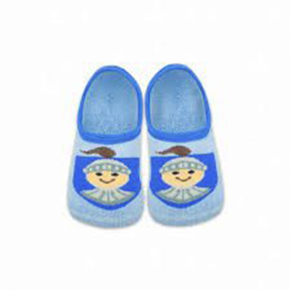 Sapameia Azul Cavaleiro para Bebê