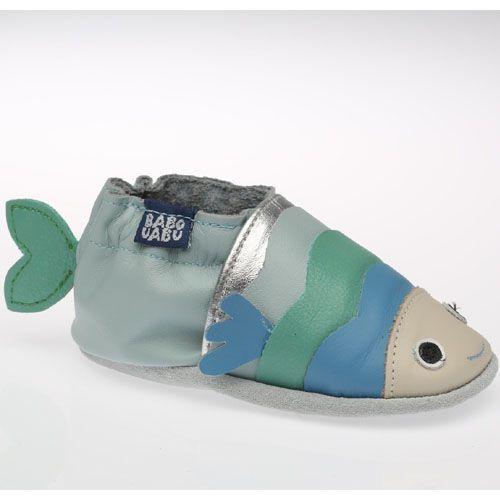 Sapato Babo Uabo Peixinho