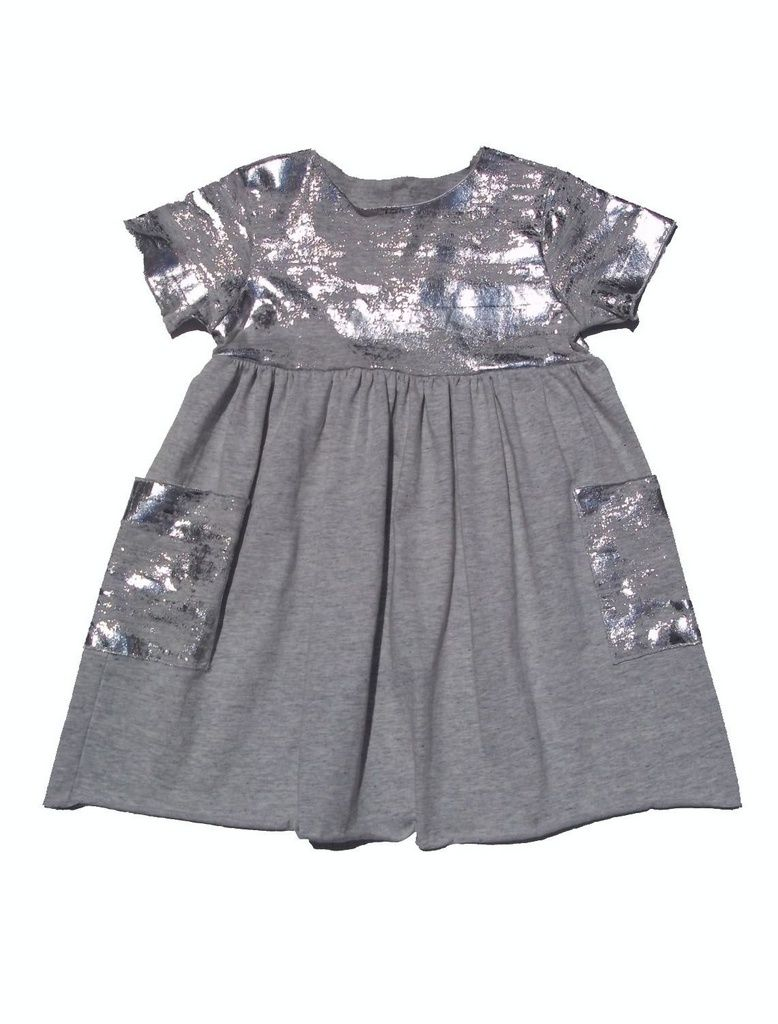 Vestido Infantil Festa
