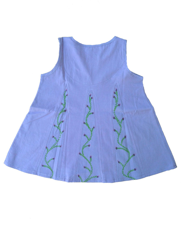 Vestido para Criança Pintado á mão