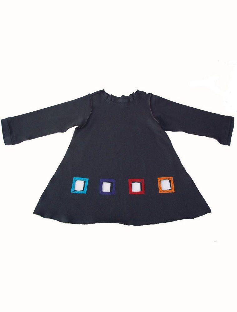 Vestido Manga Longa Chumbo Bbmoderno