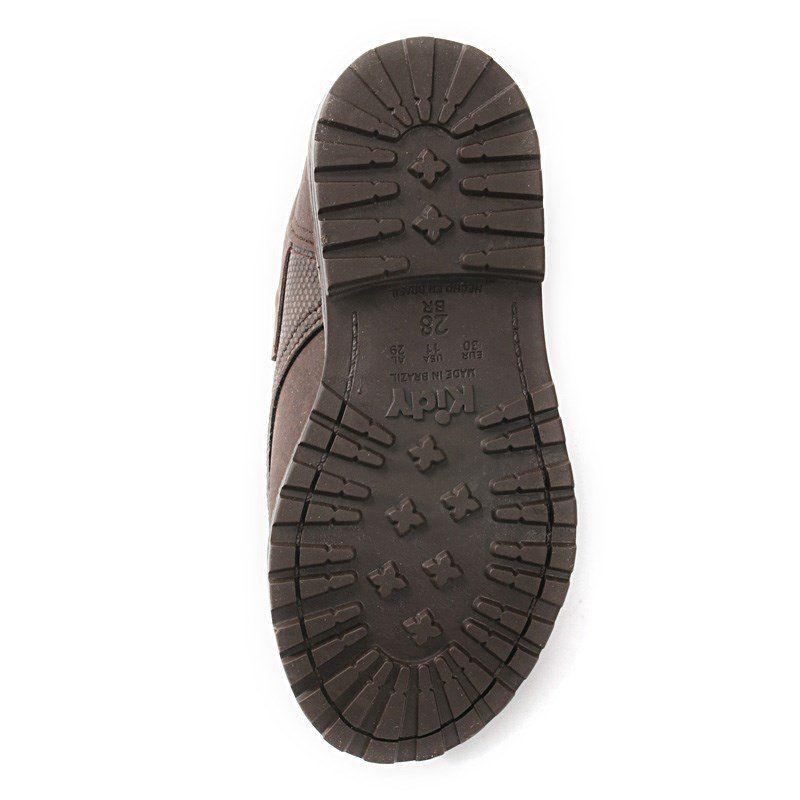 3c1b96896e Coturno Kidy Inf. Masculino Walk - Lú Calçados - Calçado certo pelo ...
