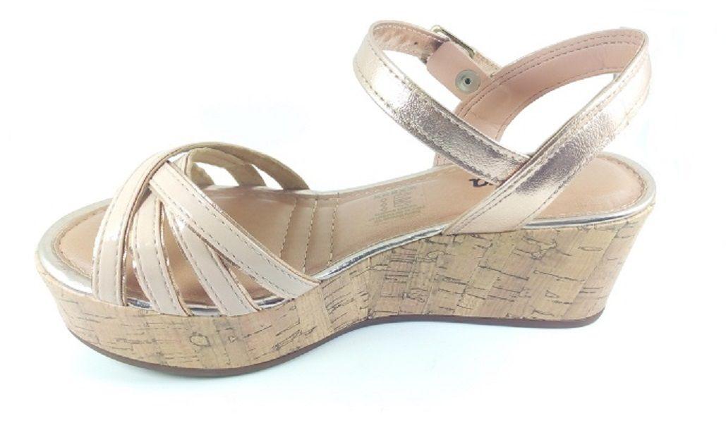 b562a83f36 Sandália Anabela Dakota Feminino - Lú Calçados - Calçado certo pelo ...