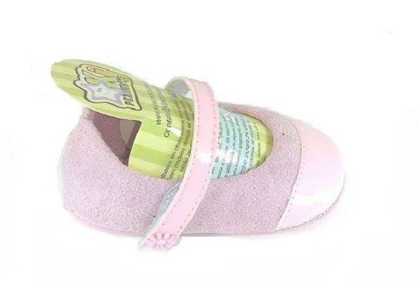 07c6b18608 Sapatilha Camurça Kipezinhos Baby Feminino - Lú Calçados - Calçado ...