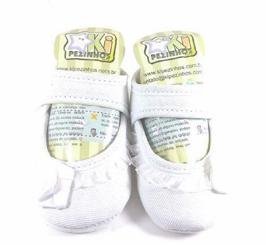 42ba037889 Sapatilha Kipezinhos Baby Feminino - Lú Calçados - Calçado certo ...