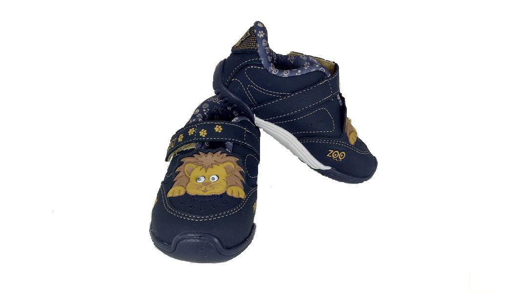 335f86980d Tenis Kidy Baby Menino Colors - Lú Calçados - Calçado certo pelo ...
