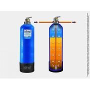 Filtro Poço Artesiano Remoção de turbidez areia limo 250 l/h