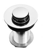 VALVULA CLICK P/TANQUE 1.1/4 ou 4 cm Interna