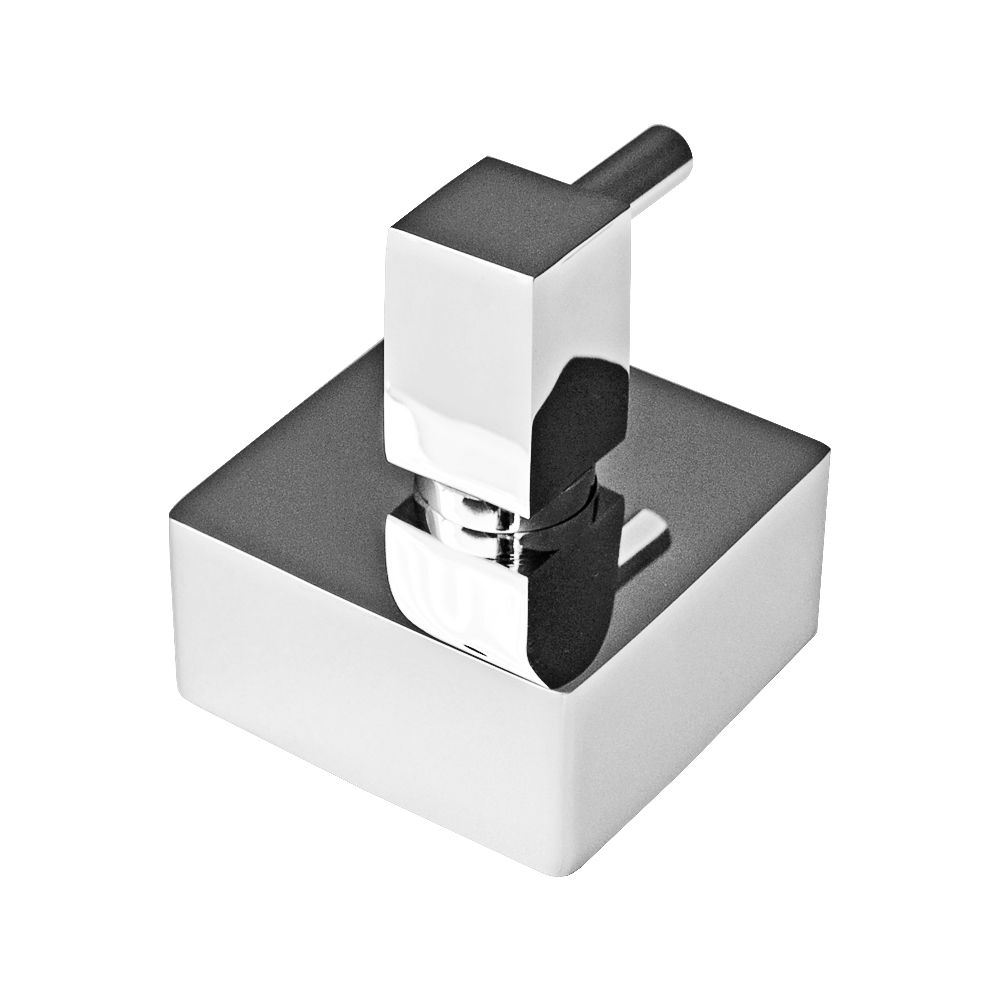 Acabamento Quadrado Registro Gaveta 1.1/2 1.1/4 Metal Docol