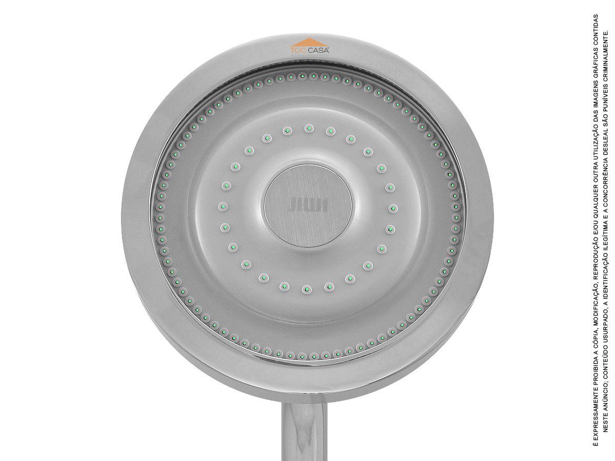Ducha Chuveiro Aquecedor Solar Ou Gás Acqua Toc Luxo 0802