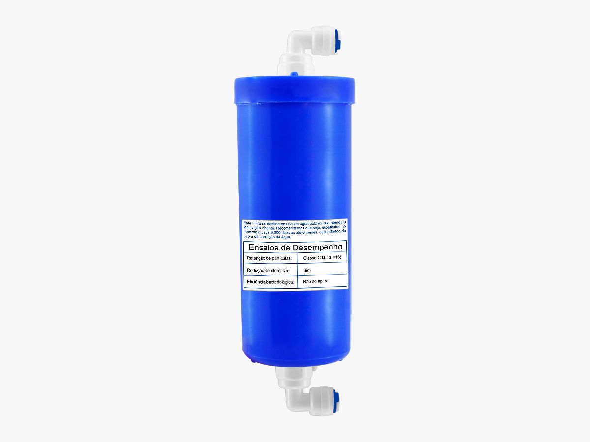 Filtro Refil Ph Alcalino Para Top Life E Leaf Pury