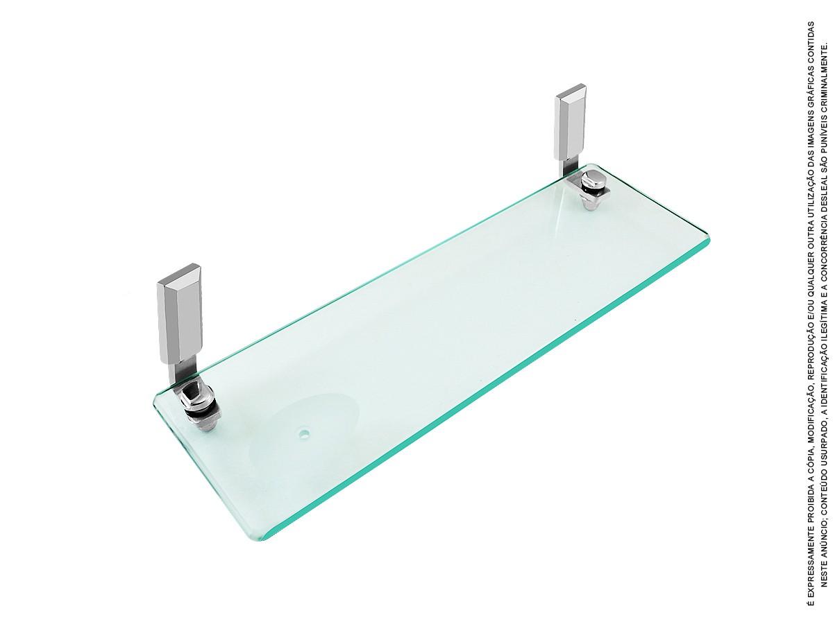 Kit Acessórios Para Banheiro Metal 4 Peças Ducon
