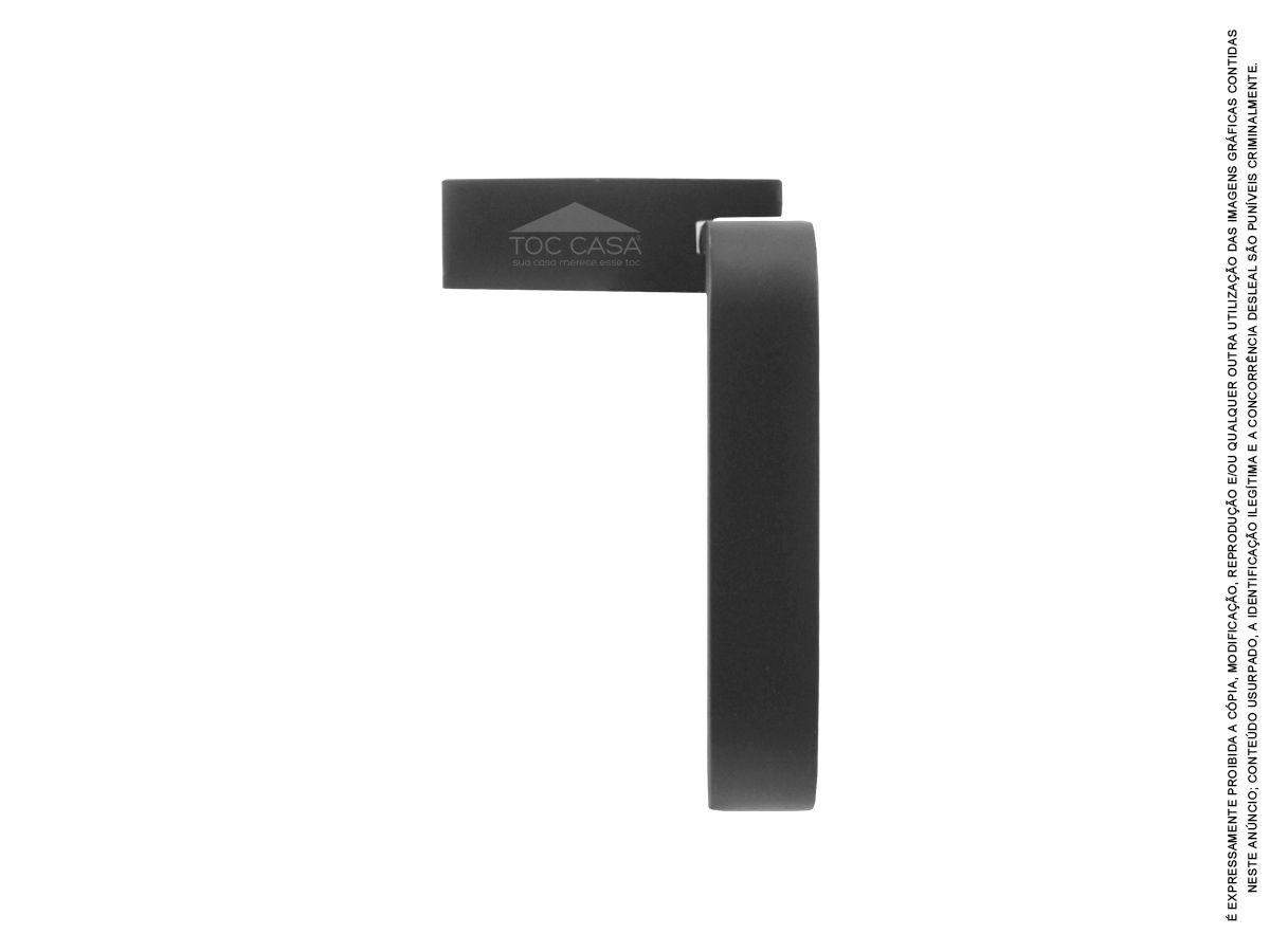 Porta Papel Higienico Padrão Luxo Siena Black 2020