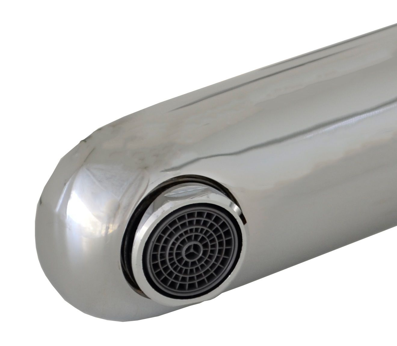 Torneira Monocomando Banheiro Baixa Metal Cromado Pd 1117