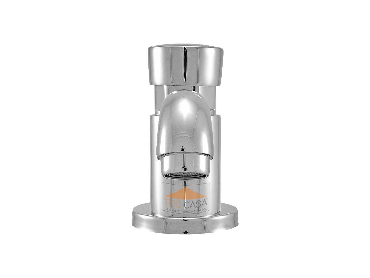 Torneira Temporizada Automática Para Lavatório Banheiro Mesa Metal - Sigmatic 1190