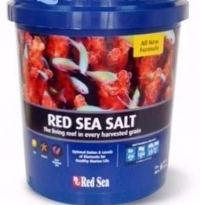 Sal Red Sea 7 Kg  - FISHPET