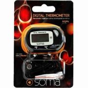 Termômetro Digital Soma Com Sensor De Temperatura