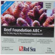 Red Sea Reef Foundation Abc+ 01 Kilo - Kg - Sumplemento