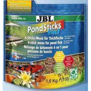 Ração Carpas Kinguios Jbl Pond Sticks 4x1 1,6kg