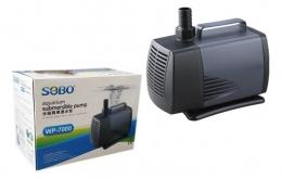 Bomba Recalque  Sobo Wp-7000 5000l/h Para Aquarios Lagos