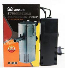 Filtro Interno Com Bomba Sunsun Jp-033F