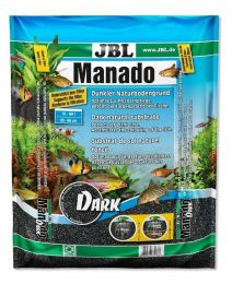 Jbl Manado DarkSubstrato Natural Escuro Para Aquários - 10L