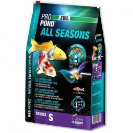 Jbl Propond All Seasons S 2,2kg - Ração Para Carpas