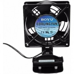 Mini Ventilador Boyu Fs-120 C/haste Flexivel