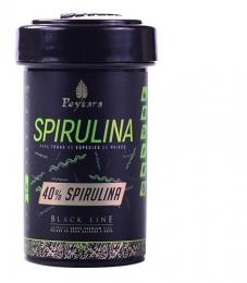 Poytara Spirulina M 40% 45g Black Line Água Salgada/ Doce