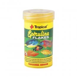 Ração Tropical Spirulina Flakes 50g