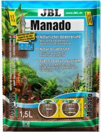 Substrato Fértil Jbl Manado 1,5 Litros P/ Aquários Plantados