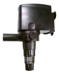 Sunsun Jp-025 Bomba Submersa 1600 L/hr 2 Saídas Aquário Lago